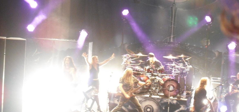 Nightwish Enchants Columbus with Imaginaerum tour