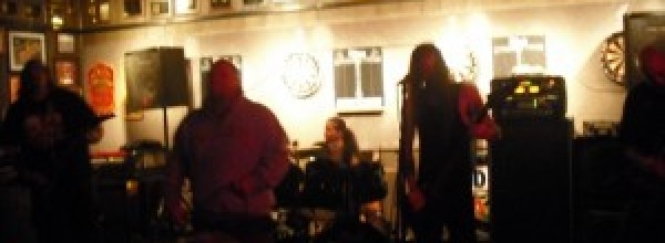 SITH, Forces of Nature, King Stench Cross Streams with Zuel at Hanks Pub
