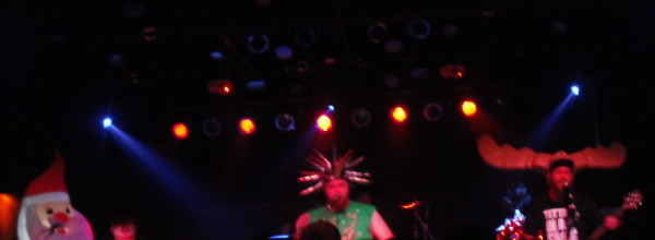 Psychostick Brings Humorous Holiday Hate to McGuffys