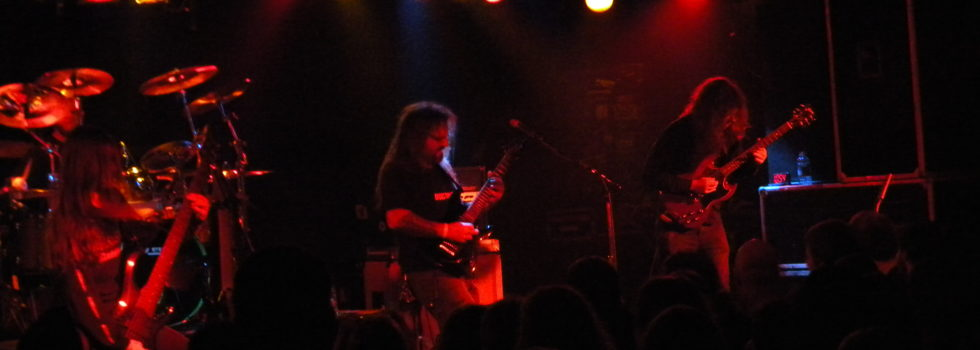 Gorguts Bring Colored Sands of Tibet to Columbus