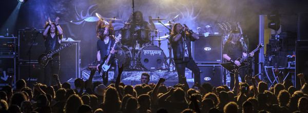 Testament Bring Damnation to Cincinnati