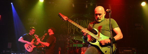 Byzantine Bring the Release and Resolve Tour to Dayton