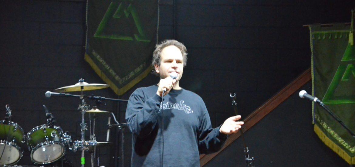 Eddie Trunk Plays MVP in Cincinnati