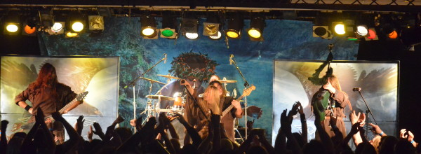 Arkona Bring the Horns to Columbus