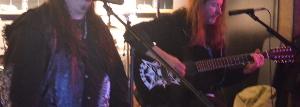 The DMF Celebrates a Very Metal Birthday at Hanks