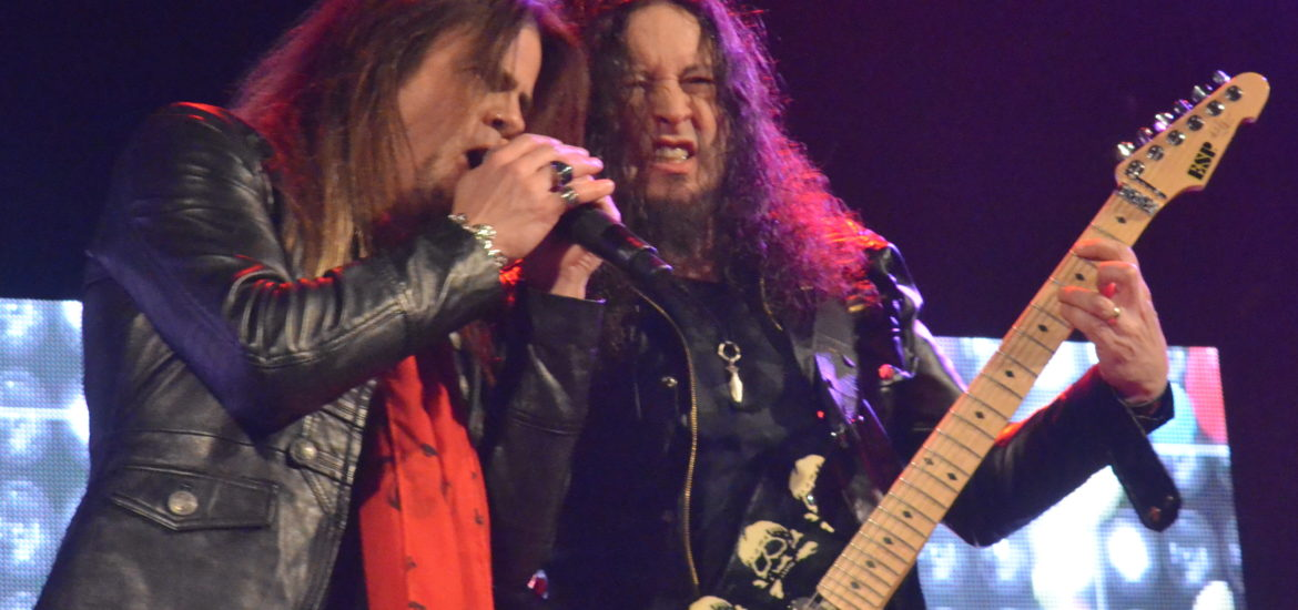 Queensryche Brings Epic History to Bogarts