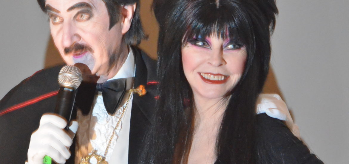 Elvira Headlines HorrorHound 2016