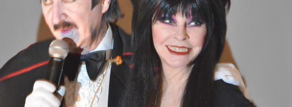 Elvira Headlines HorrorHound 2016