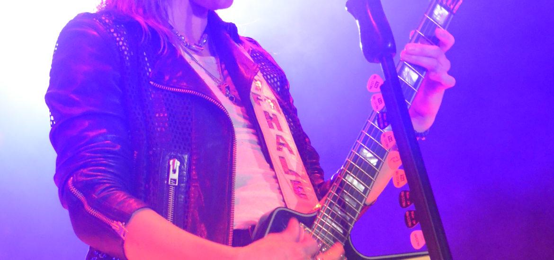 Halestorm Bring Women of Rock to Cincinnati