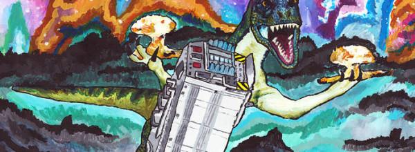 Cybernetic Witch Cult- Spaceous Cretaceous