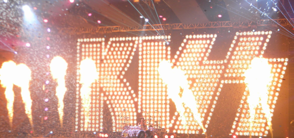 Kiss Brings Freedom to Rock Tour to Dayton