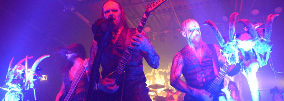 Belphegor Conjures the Dead in Ohio