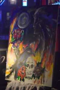 Tam Cline's Metal Fest creation.
