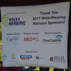 All Ages Walk 4 Hearing at Delco Park